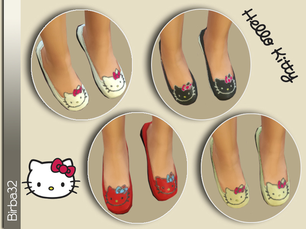 Hello Kitty shoes for children by Birba32