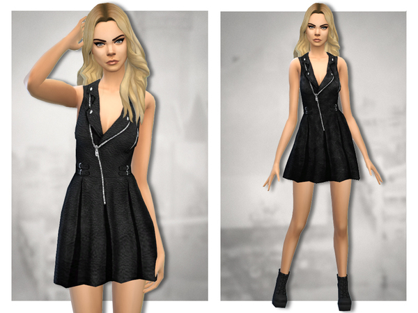Harley Dress by Sentate