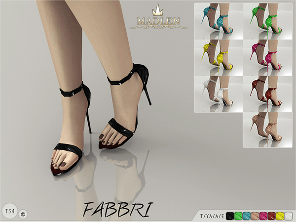 Madlen Fabbri Shoes by MJ95