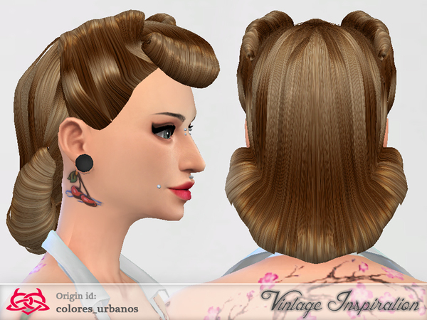 Victory Rolls 03 by Colores Urbanos