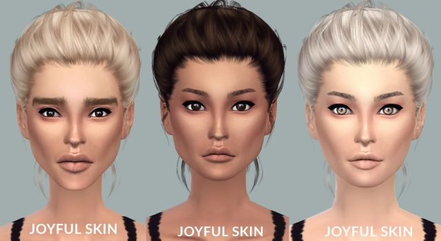 Joyful Skin by S4Models