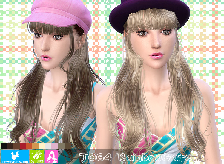 J064f hair by Newsea