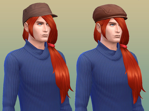 Newseas Tell Me More Hair edit at NotEgain