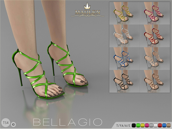 Madlen Bellagio Shoes by MJ95