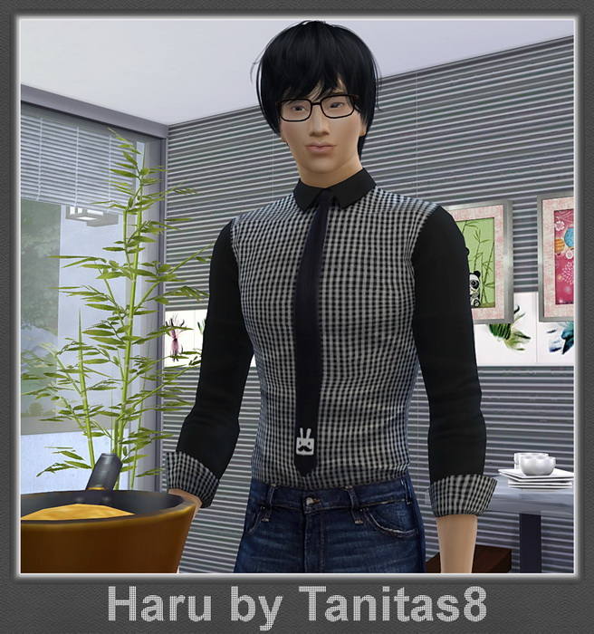 Haru at Tanitas