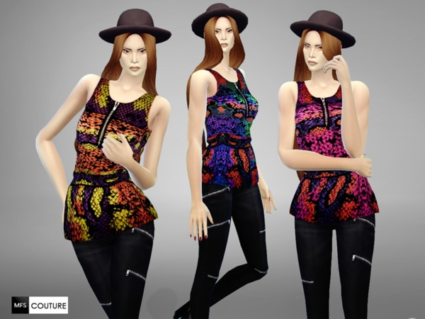 MFS Abstract Top by MissFortune