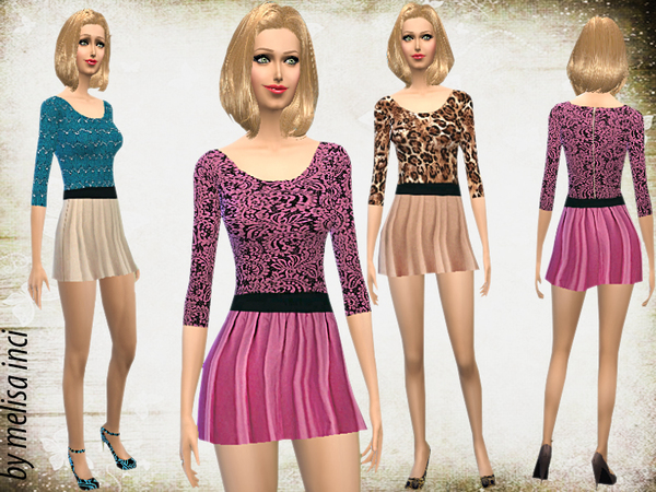 Knited Outfits by melisa inci
