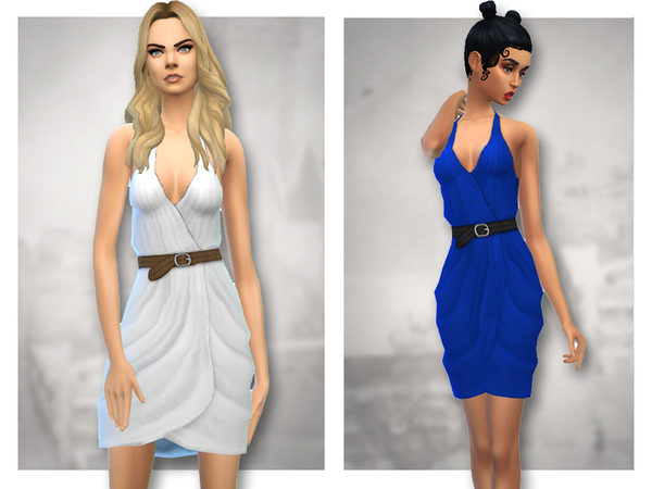 Kaylynn Dress by Sentate