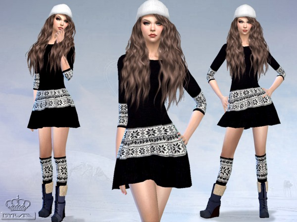 Knitz Ice Skate Set by EsyraM