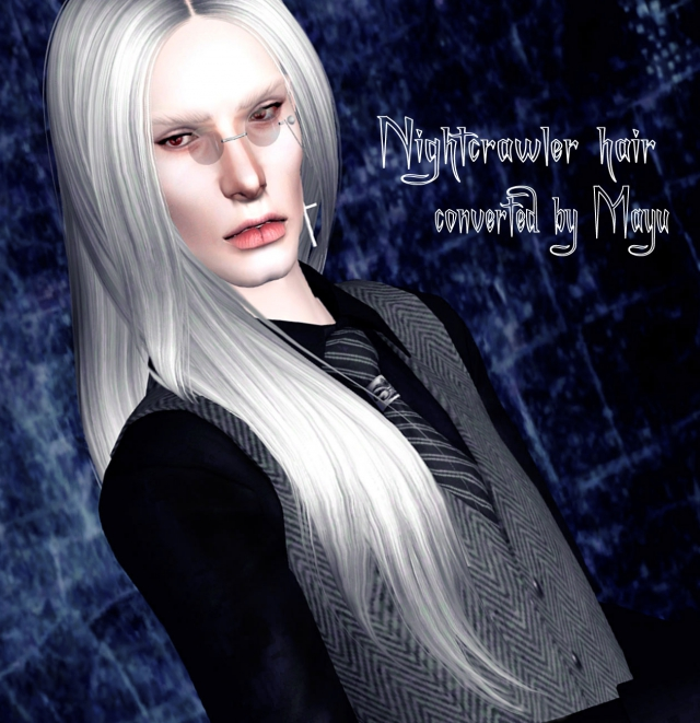 Nightcrawler Let Loose Converted for Male by MAYU