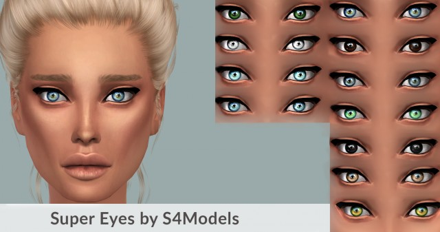 SuperEyes by S4Models