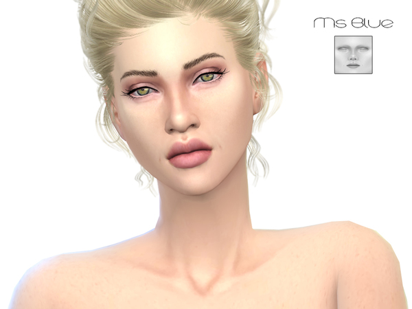 Jasmin Skin by Ms Blue