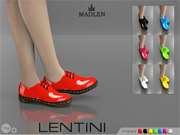 Madlen Lentini Shoes by MJ95