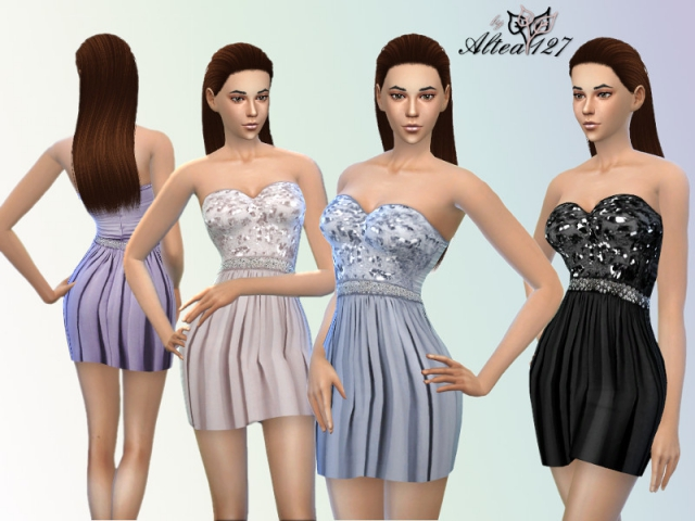 Gaia dress by altea127