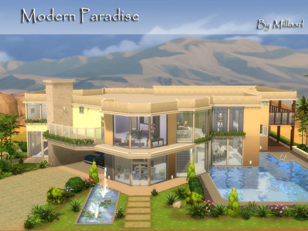 Modern Paradise by millasrl