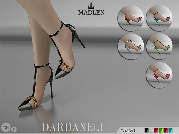 Madlen Dardaneli Shoes by MJ95