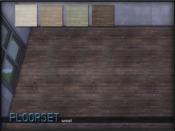 FloorSet1 by ShojoAngel