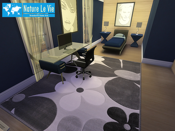Nature Le Vie 'Fully Furnished' by BrandonTR