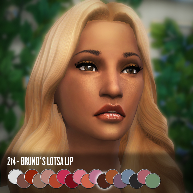 TS2 to TS4 Bruno's Lotsa Lip by Literallyfrist