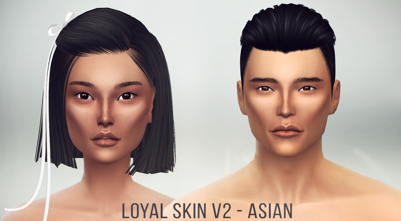 Loyal Skin V2 Asian at S4 Models