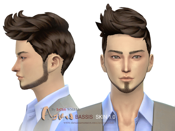 S-Club WMLL ts4 ASIAN BASSIS ND skintones1.0