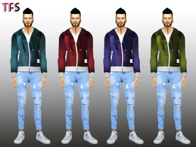 Hoodies by TwistedFateSims