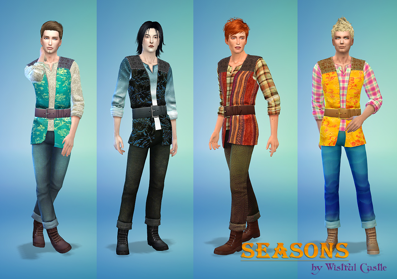 Seasons by Wistful Castle (ND Retexture)