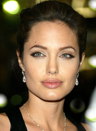 Angelina Jolie by Cleos