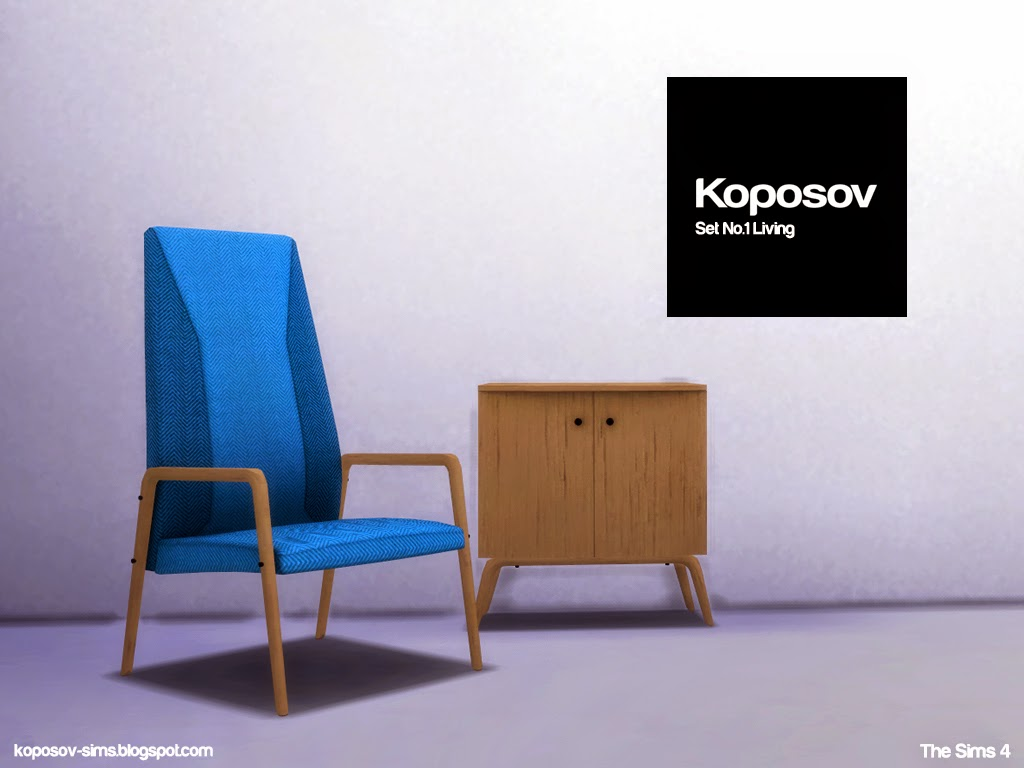 Set No.1 Living at Koposov