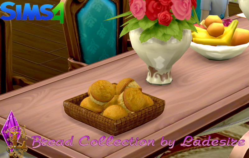 Bread Collection by Ladesire