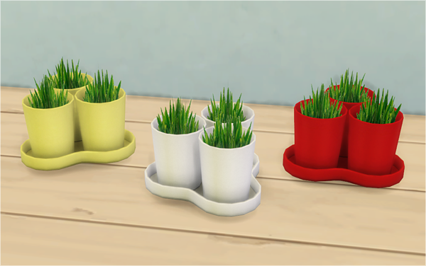 TS2 to TS4 Ikea Home Stuff Plant Conversion by Veranka