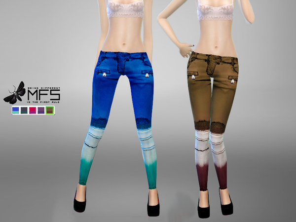 MFS Holly Pants by MissFortune