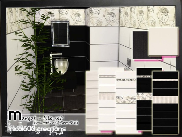 Margot Tile Set by nicol600