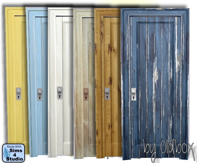 Doors Recolors by Oldbox