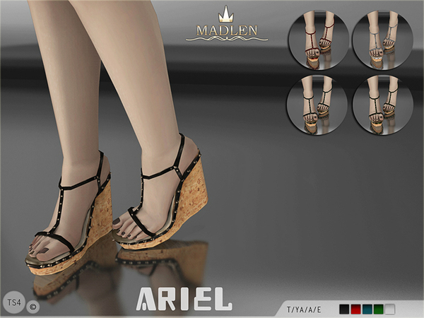 Madlen Ariel Shoes by MJ95