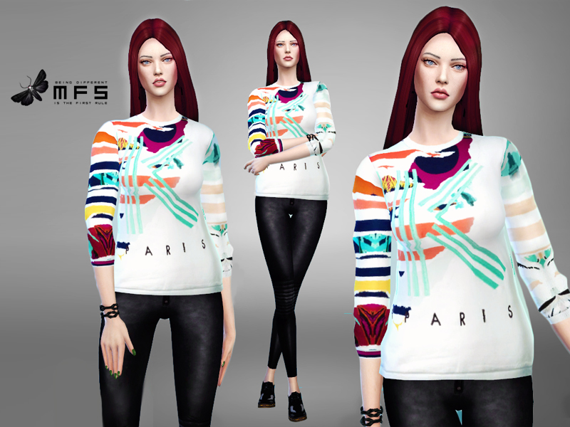 MFS Paris Jumper BY MissFortune