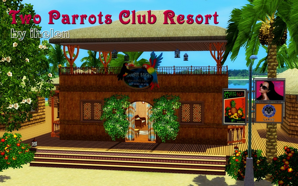 Two Parrots Club Resort by ihelen
