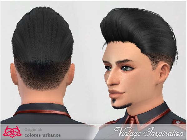 Male hair 01 by Colores Urbanos