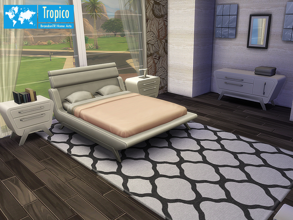 Tropico 'Fully Furnished' by BrandonTR
