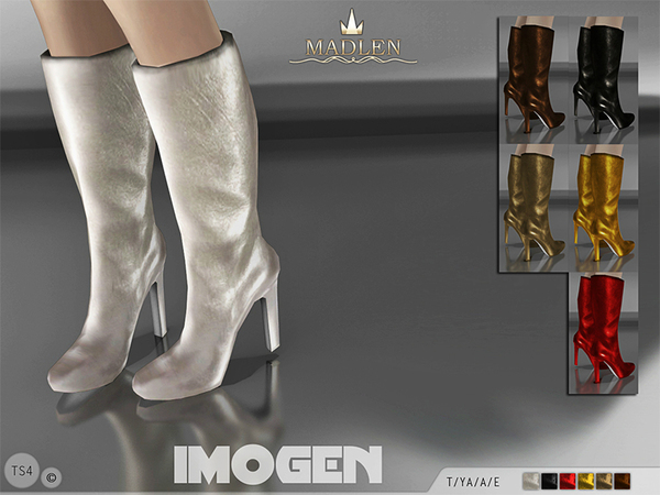 Madlen Imogen Boots by MJ95