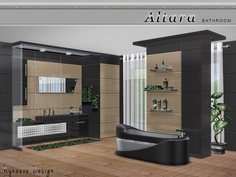 Altara Bathroom  BY NynaeveDesign