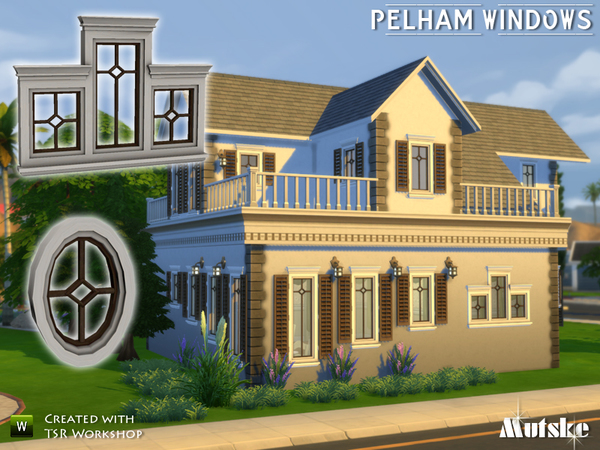 Pelham Windows by mutske