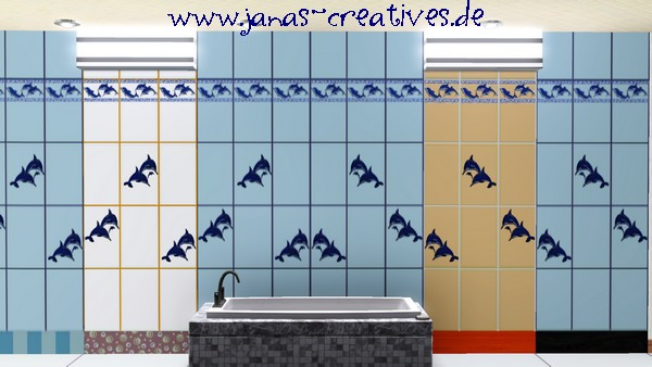Aqua3 tiles by Etheldis