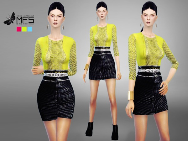 MFS Kylie Dress by MissFortune