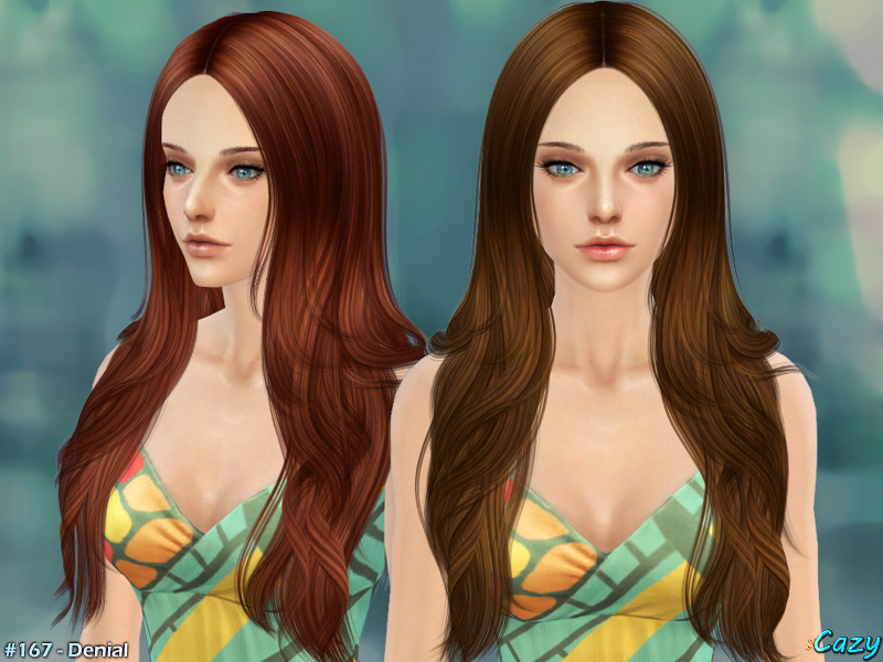 Denial - Female Hairstyle BY Cazy