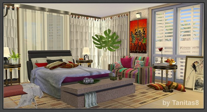 Bungalow Ethnic by tanitas8