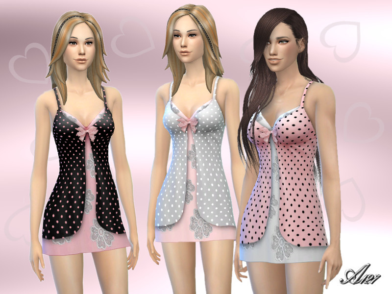 Valentine Camisole BY altea127