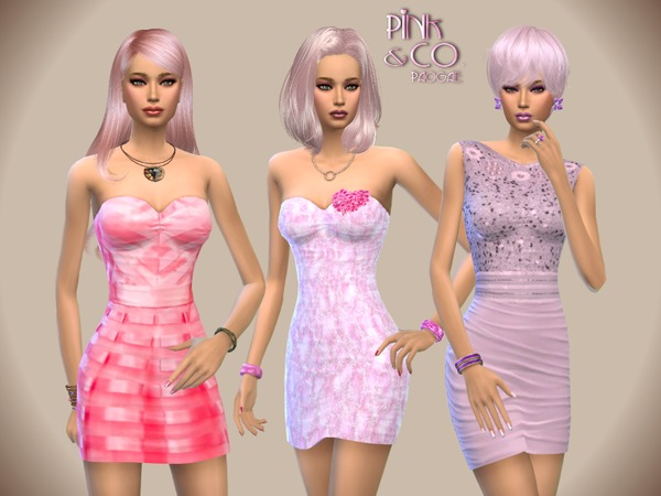 Pink&Co by Paogae