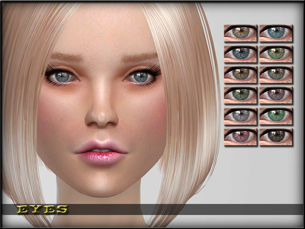EyeSet4 by ShojoAngel