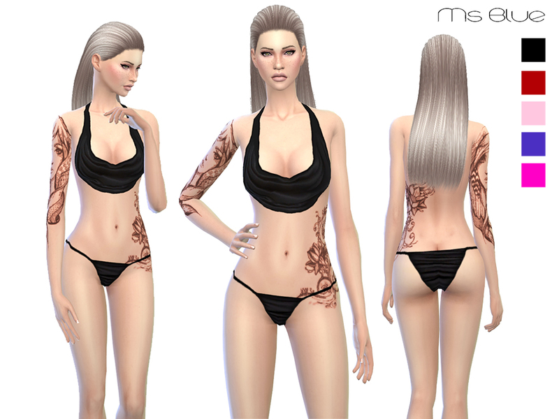 Jasmin Bikini  BY Ms Blue